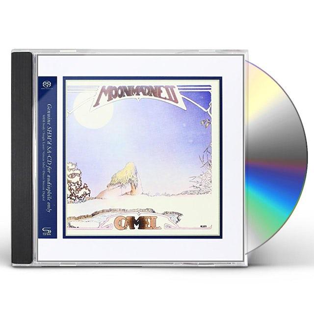 Camel MOONMADNESS CD