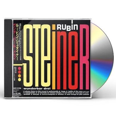 Rubin Steiner WUNDERBAR DREI CD