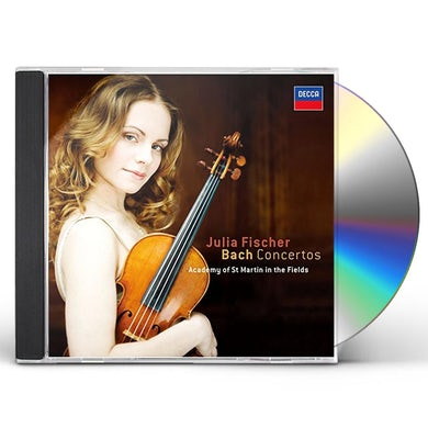 BACH: VIOLIN CONCERTOS CD
