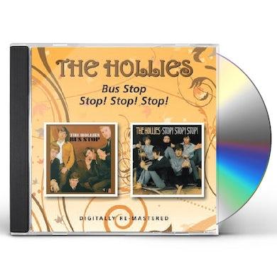 The Hollies BUS STOP / STOP STOP STOP CD