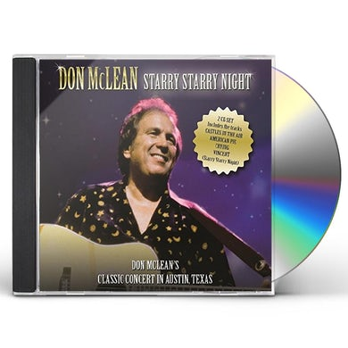 Don Mclean STARRY STARRY NIGHT CD