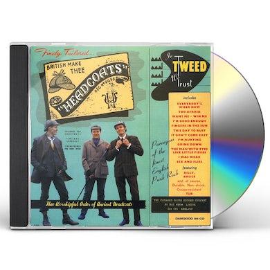 Thee Headcoats IN TWEED WE TRUST CD