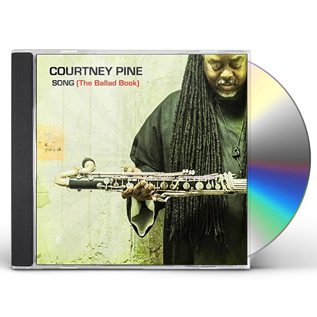 Courtney Pine SONG CD