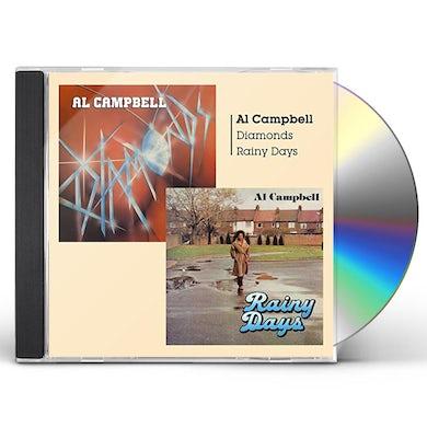 Al Campbell RAINY DAYS + DIAMONDS CD