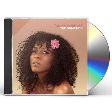 Tanika Charles THE GUMPTION CD