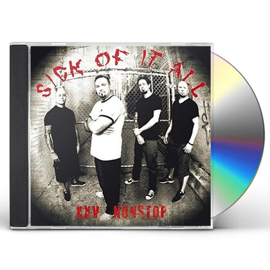 Sick Of It All NONSTOP CD