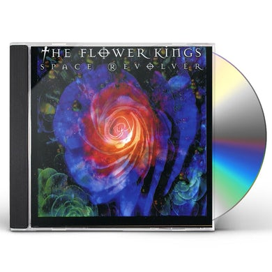 The Flower Kings SPACE REVOLVER CD