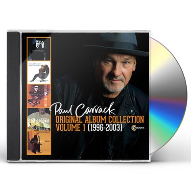 Paul Carrack ORIGINAL ALBUM SERIES 1 (1996-2003) CD