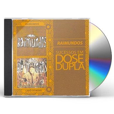 Raimundos DOSE DUPLA 2 CD