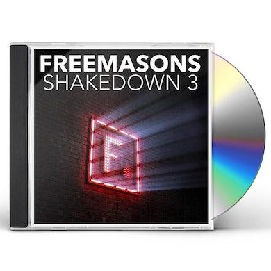 Freemasons SHAKEDOWN 3 CD