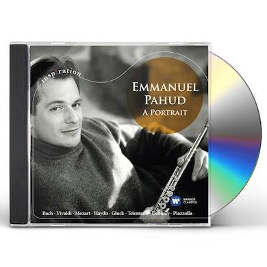 Emmanuel Pahud PORTRAIT CD