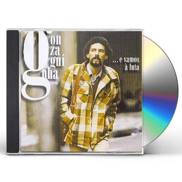 Gonzaguinha E VAMOS A LUTA: BEST OF CD