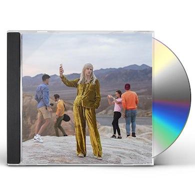 AMBER ARCADES EUROPEAN HEARTBREAK CD