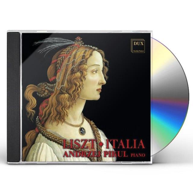 Liszt ITALIA CD