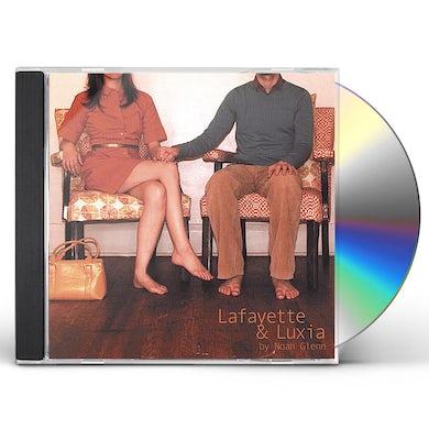 LAFAYETTE & LUXIA CD