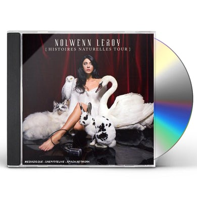 Nolwenn Leroy Store: Official Merch & Vinyl