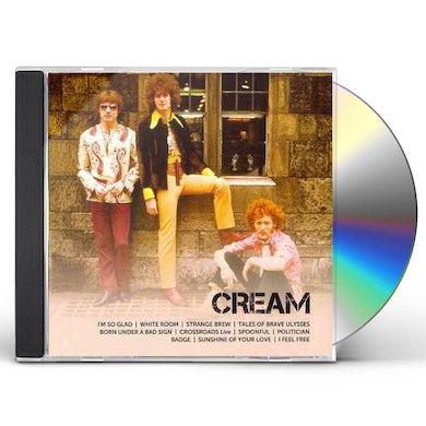 Cream ICON CD