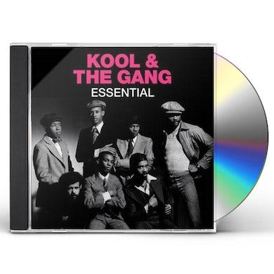 Kool & The Gang ESSENTIAL CD