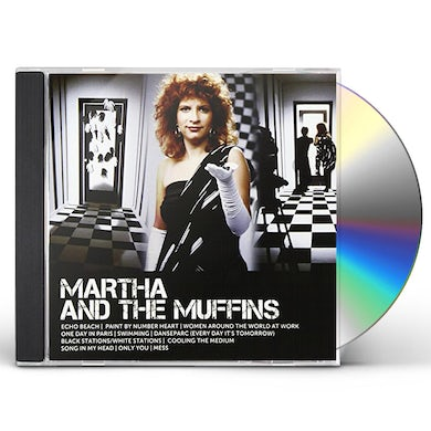Martha & The Muffins ICON CD