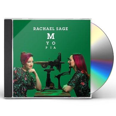 Rachael Sage Myopia CD