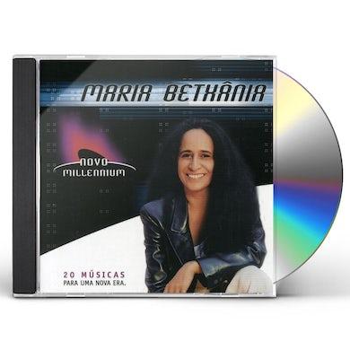 Maria Bethania NOVO MILLENIUM CD
