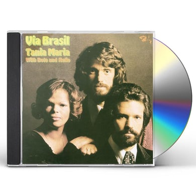 Tania Maria VIA BRASIL VOL. 1 CD