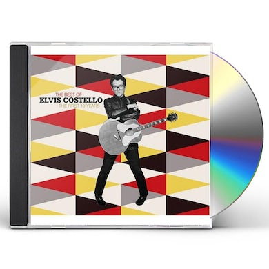 BEST OF ELVIS COSTELLO: THE FIRST 10 YEARS CD