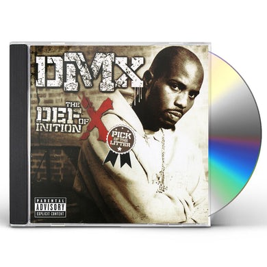 Dmx DEFINITION OF X: THE PICK OF THE LITTER CD
