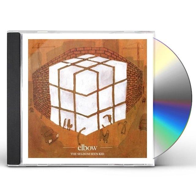 Elbow SELDOM SEEN KID CD