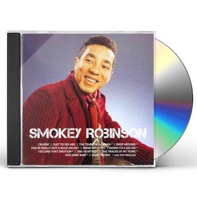 Smokey Robinson ICON CD