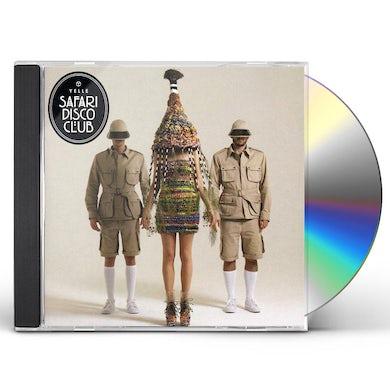 Yelle SAFARI DISCO CLUB CD