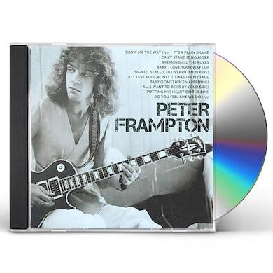 Peter Frampton ICON CD