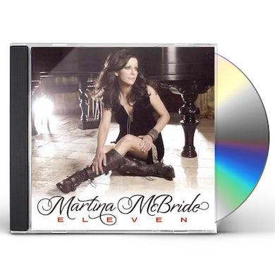 Martina Mcbride Eleven CD