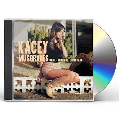Kacey Musgraves SAME TRAILER DIFFERENT PARK CD