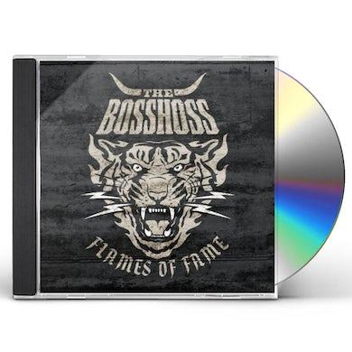 Bosshoss FLAMES OF FAME CD