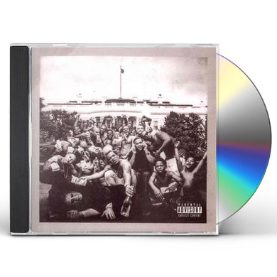 Kendrick Lamar TO PIMP A BUTTERFLY CD