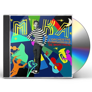 Mika L'ORCHESTRE SYMPHONIQUE DU CD