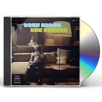 Tony Allen SOURCE CD