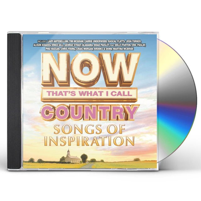 Now Country: Songs Of Inspiration / Various