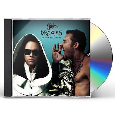 Dreams No One Defeats Us CD