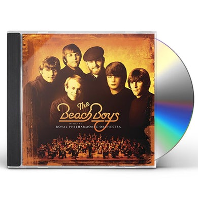 The Beach Boys WITH THE ROYAL PHILHARMONIC ORCHESTRA CD