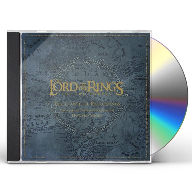 Howard Shore LORD OF THE RINGS: THE TWO TOWERS - COMPLETE CD
