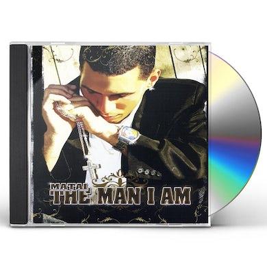 MAN I AM CD
