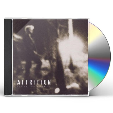 Attrition ACTION & REACTION CD