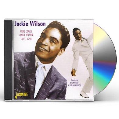 Jackie Wilson HERE COMES: BEST OF 1953-58 CD