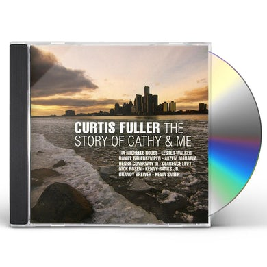 Curtis Fuller STORY OF CATHY & ME CD