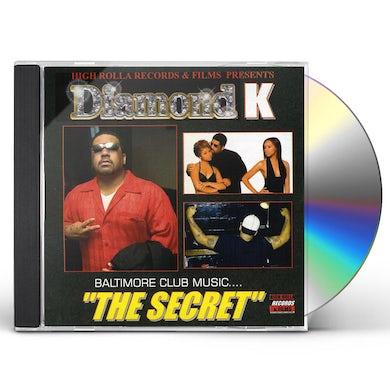 Diamond K BALTIMORE CLUB MUSIC THE SECRET CD