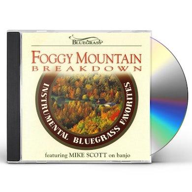 Mike Scott FOGGY MOUNTAIN BREAKDOWN CD