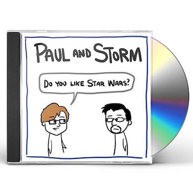 Paul & Storm DO YOU LIKE STAR WARS CD
