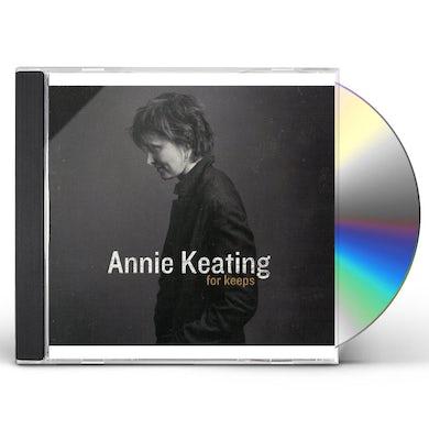 Annie Keating FOR KEEPS CD